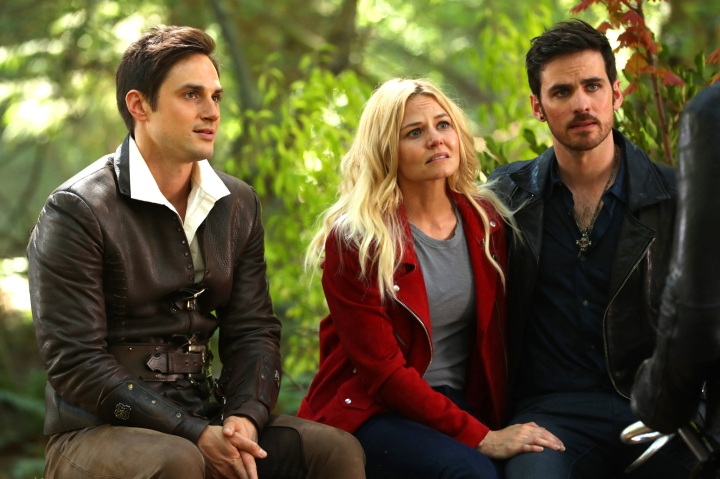 ANDREW J. WEST, JENNIFER MORISSON, COLIN O'DONOGHUE